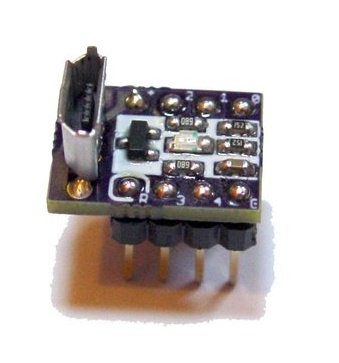 BeanDuino Attiny85 – super small Digispark clone