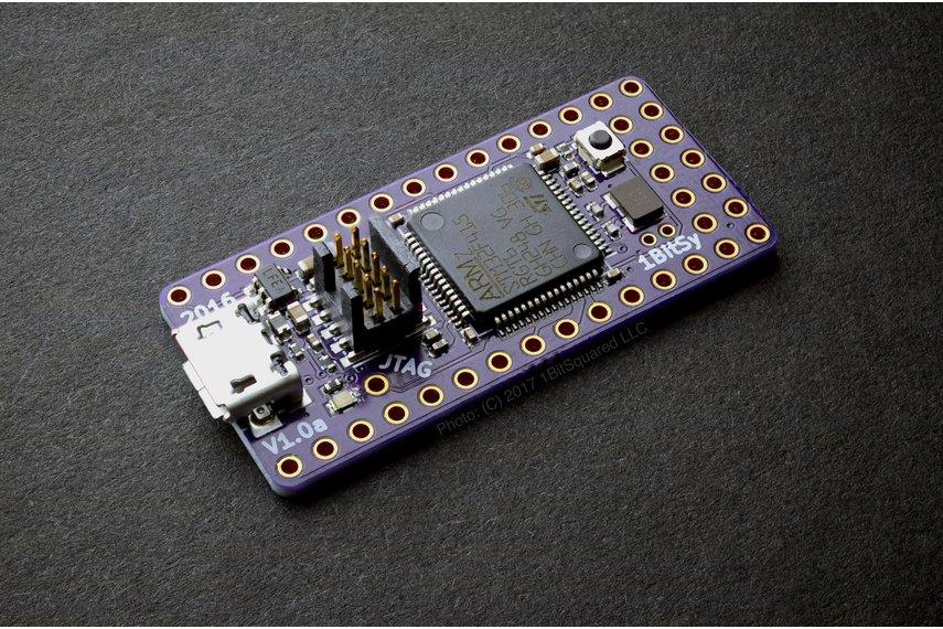 1Bitsy ARM Cortex-M4F Dev Board