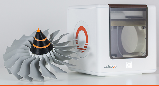 Cubibot: New affortable 3D Printer