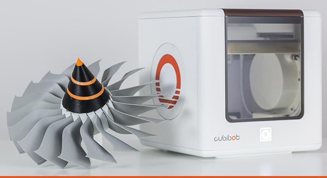 Cubibot: New affortable 3D Printer