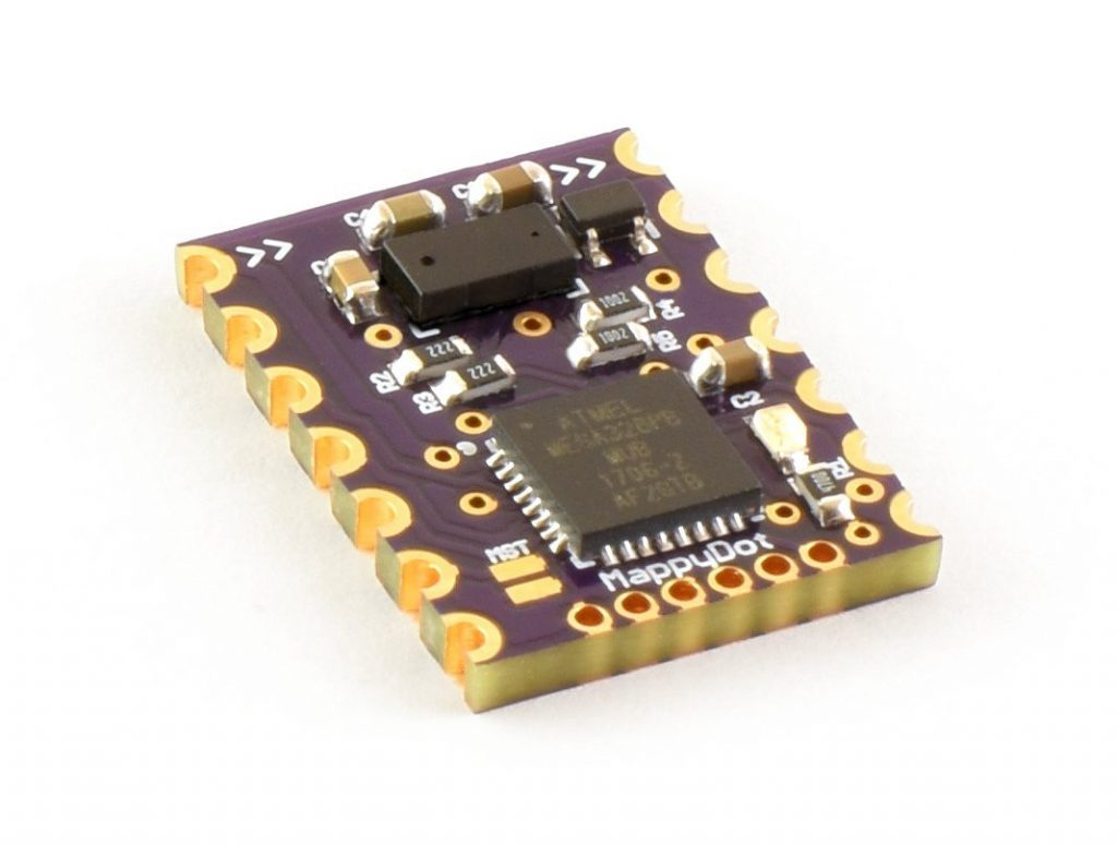 MappyDot – Micro Smart LiDAR Sensor