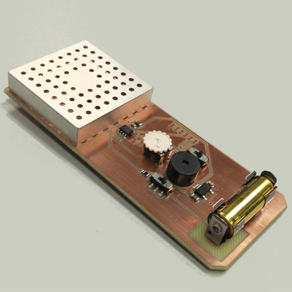 Open Radiation Detector