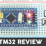 STM32 Arduino Tutorial – How to use the STM32F103C8T6 board with the Arduino IDE