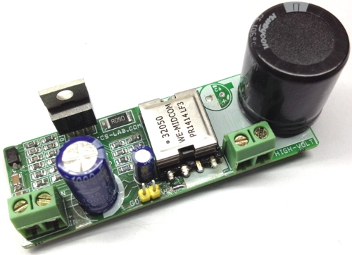 High Voltage Capacitor Charger for Photo-Flash Using LT3751