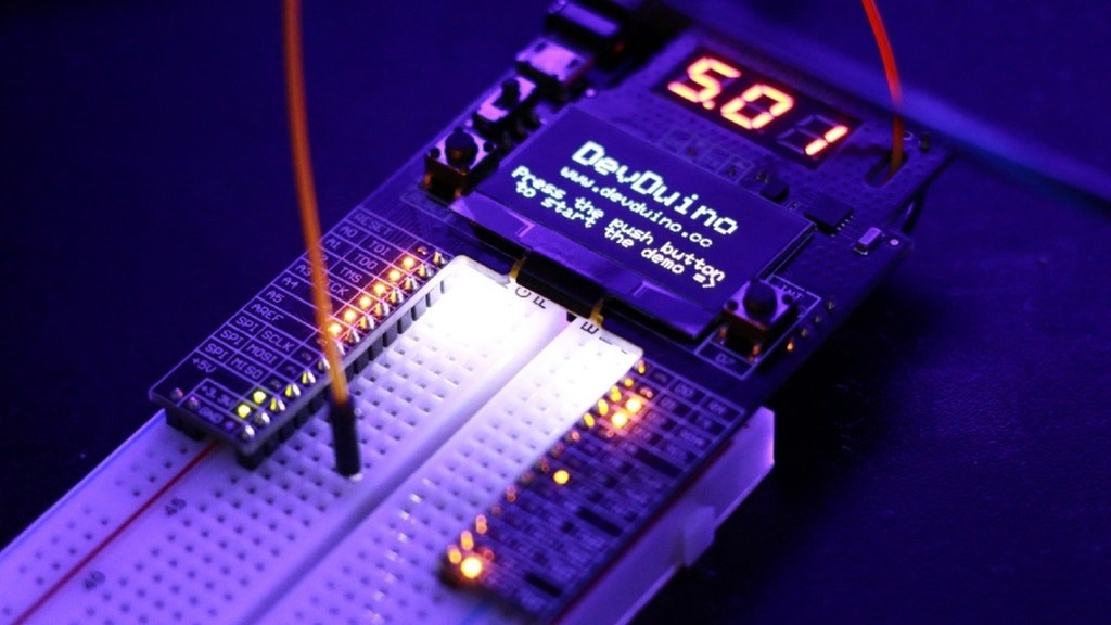 DevDuino – Learn and Explore Arduino World