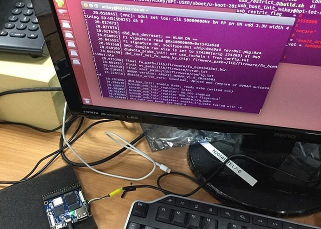 Tina IoT Linux