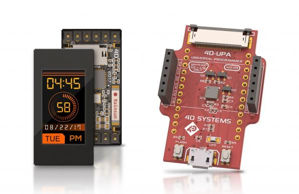 IoD-09, An Intelligent WiFi-Enabled Display Module