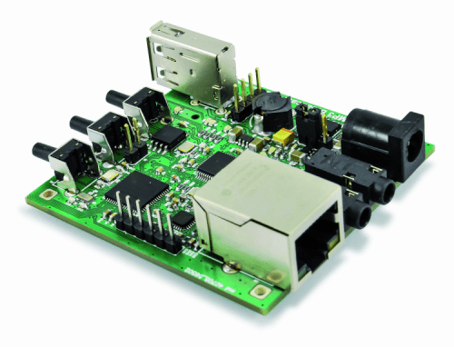 Open Source Ethernet Audio Broadcaster
