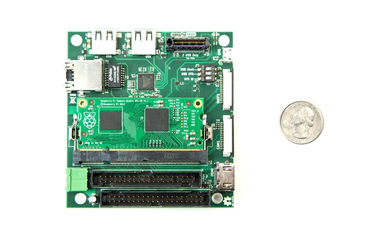 Pi/104 – Pi Compute carrier board