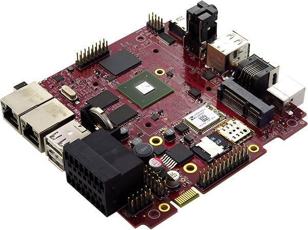 Ubuntu Core to the i.MX6 based TS-7970