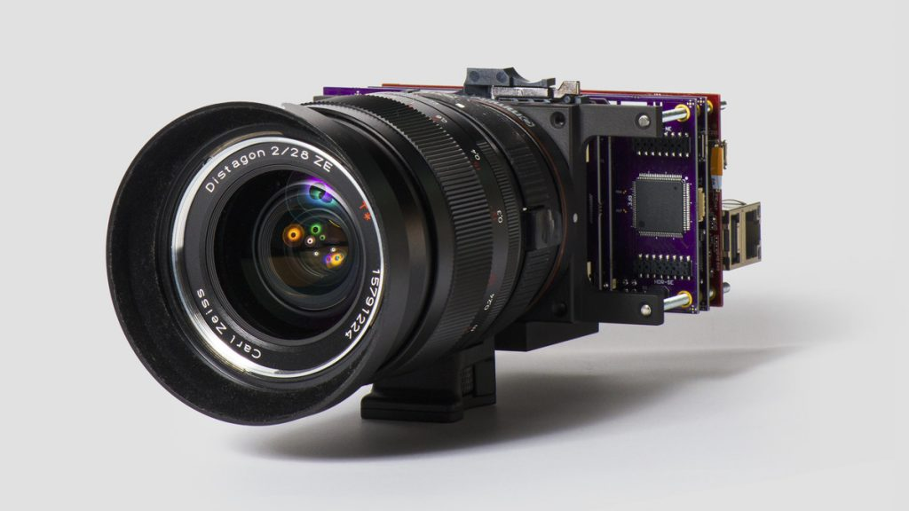 Apertus AXIOM Professional Digital Cinema Camera is open source