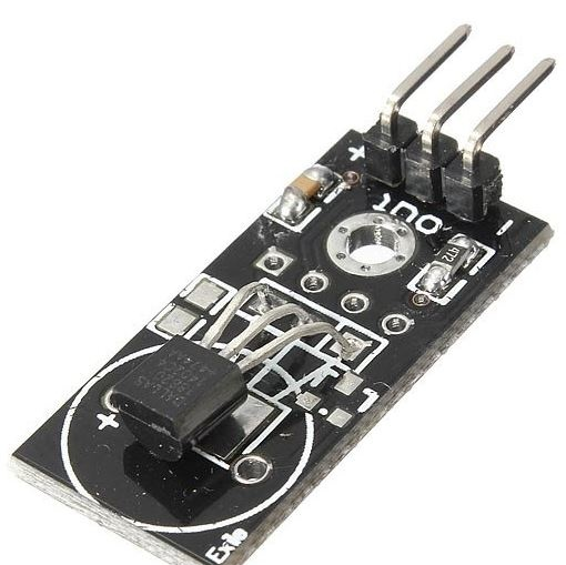 DS18B20 Sensor Based Thermometer with Nokia 5110 LCD display