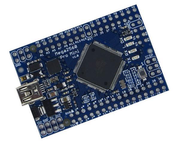 Meduino Mega2560 Pro Mini Board