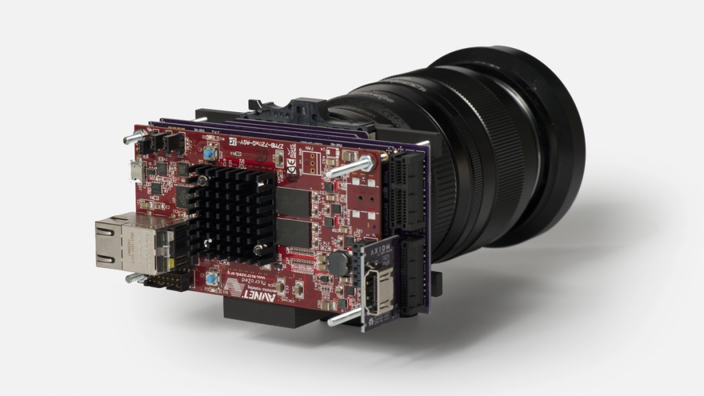 Apertus AXIOM Professional Digital Cinema Camera is open