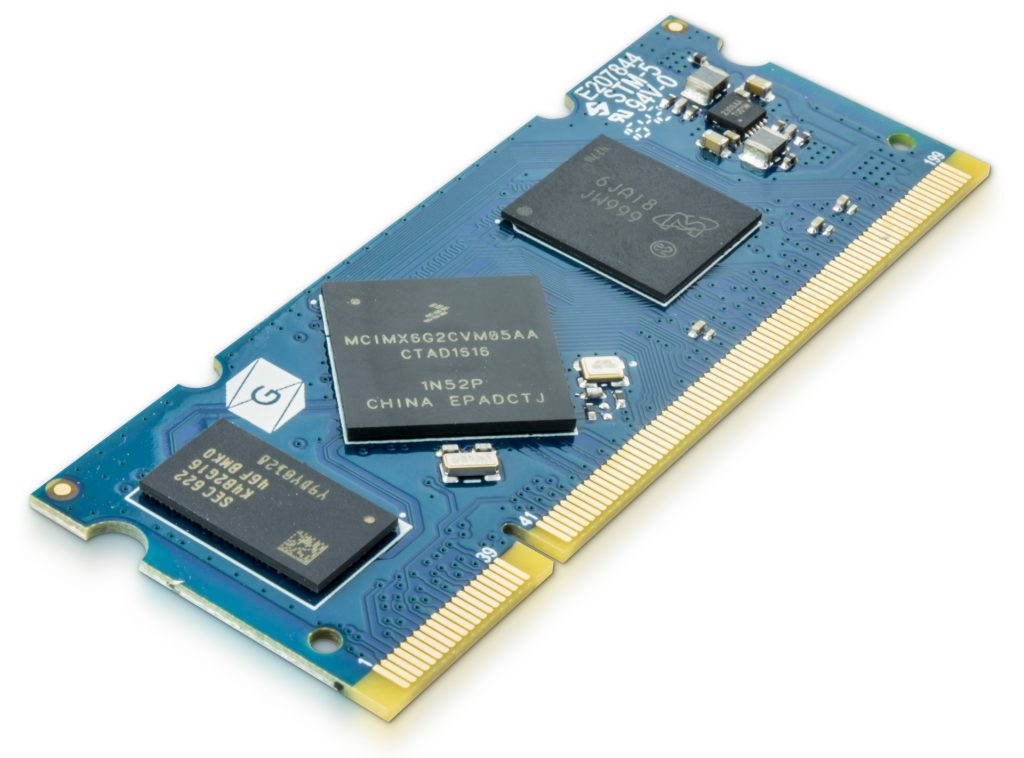 liteSOM – ARM Cortex A7 System On Module