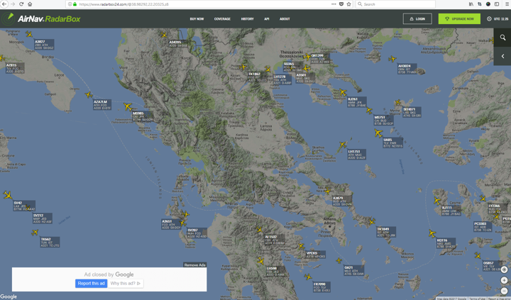 RadarBox24.com – Live Flight Tracker and Flight Status