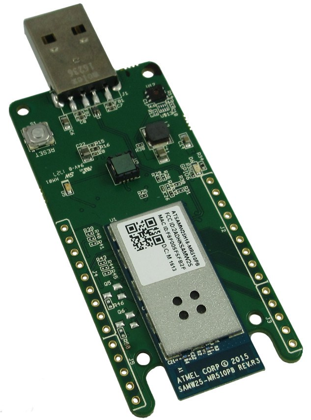 RoomSense Board offers multiple sensors including PIR motion detection
