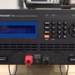 Teardown, Repair & Calibration of a BK Precision 9185 DC – 600V Linear Power Supply