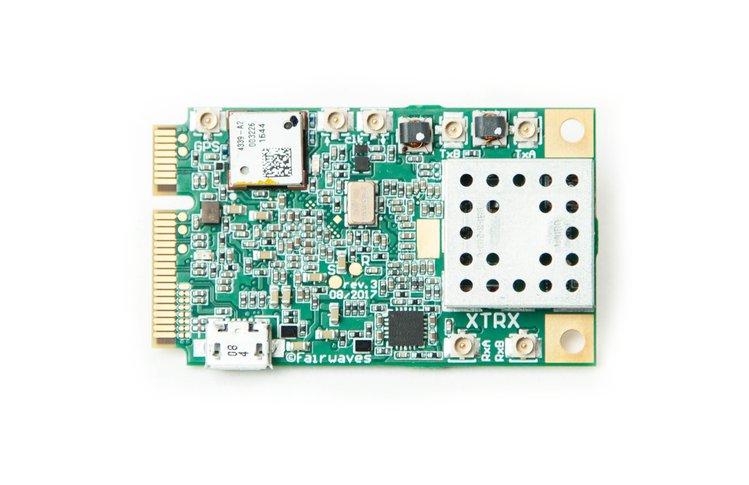 XTRX – Easily embeddable software-defined radio