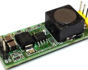 60V input to 5V – 3A output DC-DC Converter for Industrial and Automotive using TPS54360