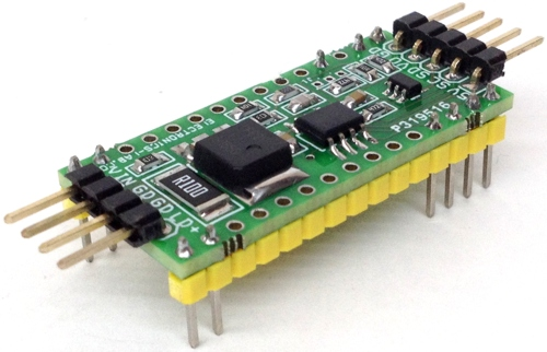 DAC Shield For Arduino Nano using MCP4725