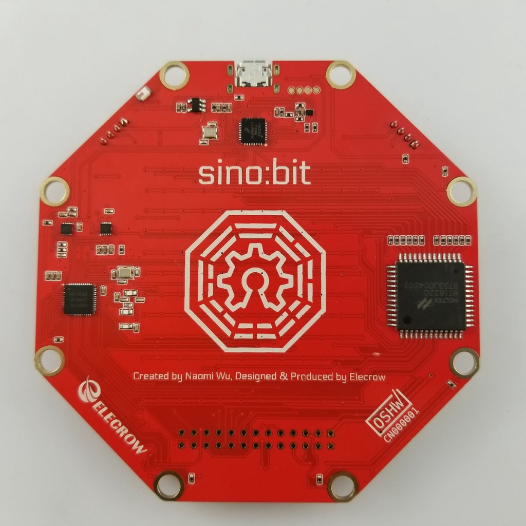 Sino: bit – Changing Programming for Kids All Over the World