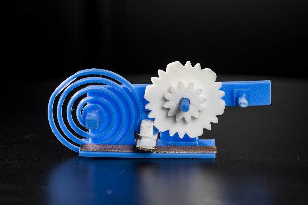 3D Printed Objects that can connect to Wi-Fi without any Electronics