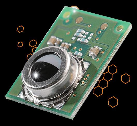 Omron's New Super-Sensitive, Non-Contact MEMS Temp Sensor