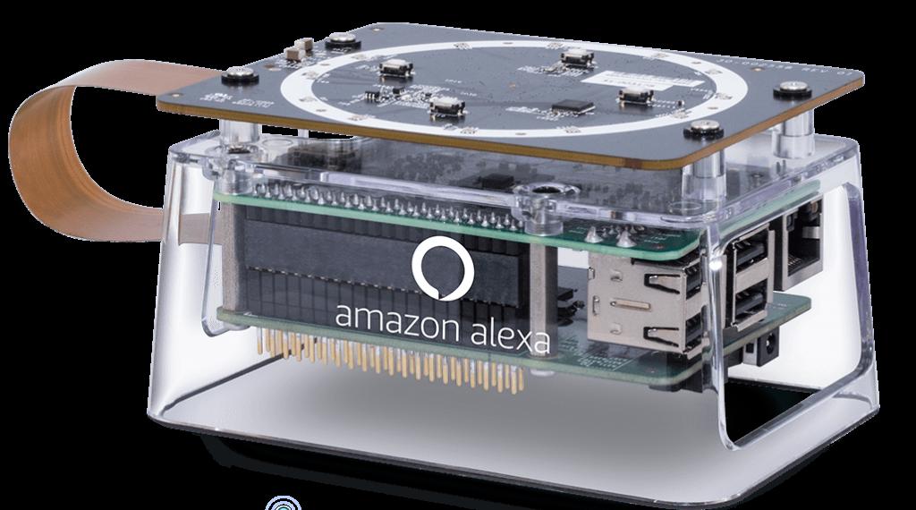 Alexa On Every Device with the Amazon Alexa Premium Far-Field Voice Development Kit