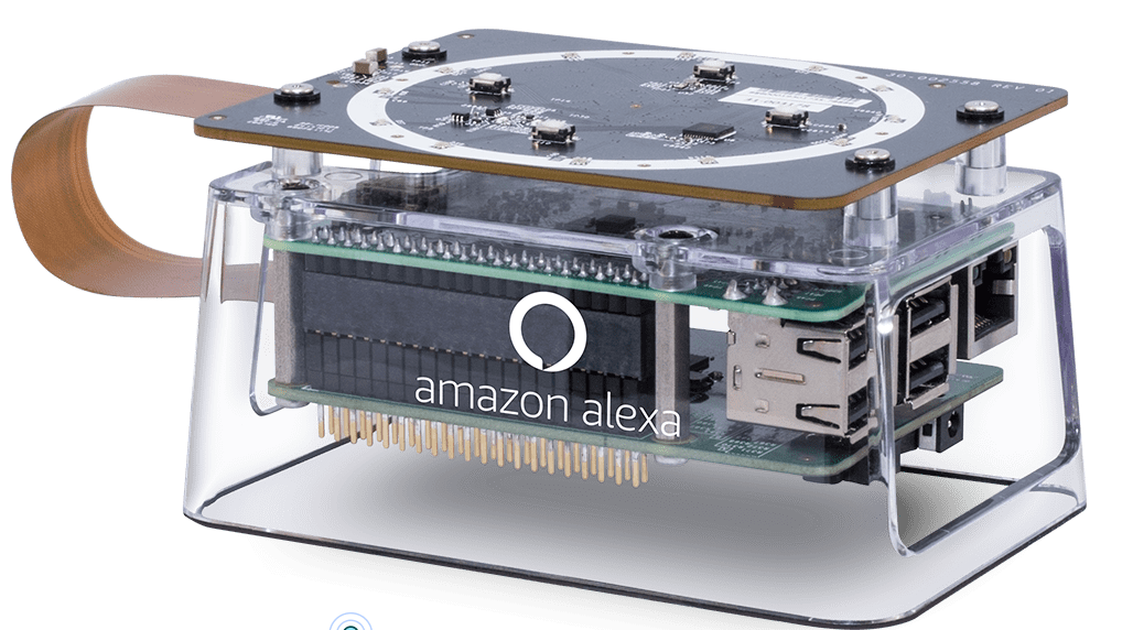 Alexa On Every Device with the Amazon Alexa Premium Far-Field Voice Development Kit