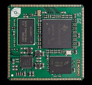 chiliSOM – ARM Cortex-A8 System on Module