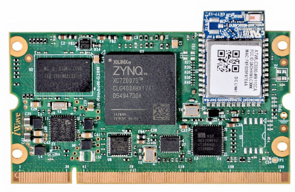 iWave releases first Xilinx Zynq 7000 based SOM Module