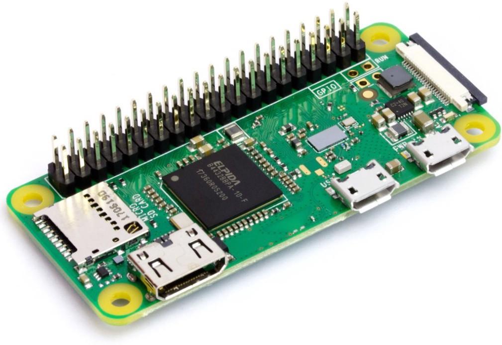 Raspberry Pi Zero WH – No Soldering Raspberry Pi Zero W