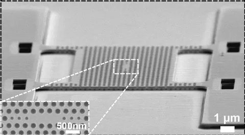 Micro-spectrometer Sensor Will Let You Check Air Quality Or Blood Sugar – Using Smartphone