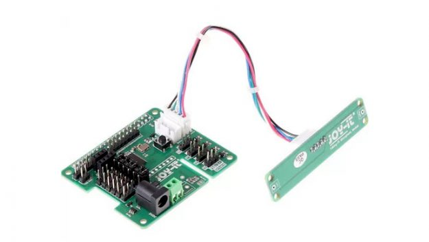 Talking Pi is a Voice Control Module for The Raspberry Pi