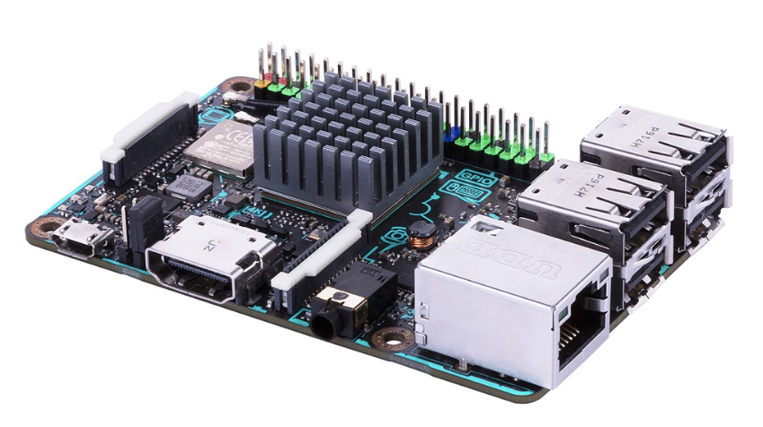 Asus Tinker Board S is a Raspberry Pi Competitor at $79.99