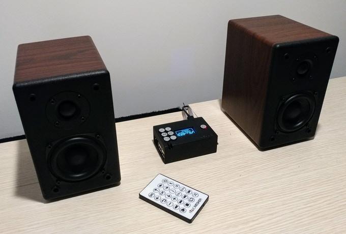 NanoSound Player & Digital Audio Transport for Raspberry Pi