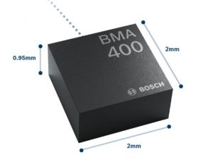 Bosch BMA400 – Did you thought accelerometers couldn't get any better?