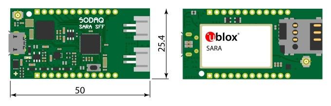 SODAQ Cellular IoT Development Kit Supports LTE-M, NB-IoT, GNSS and