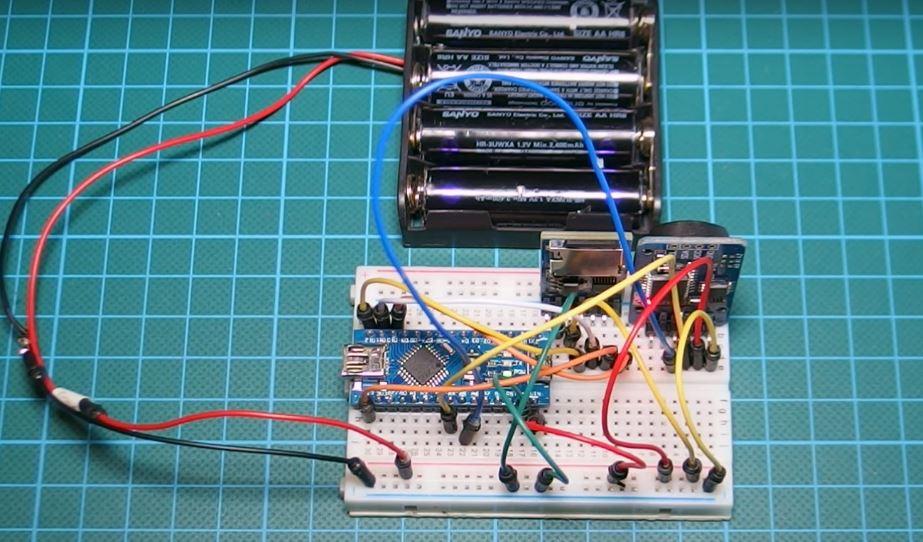 Simple Arduino Data Logger - Electronics-Lab