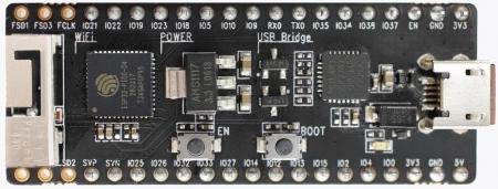 Espressif ESP32-PICO-KIT WiFi/WLAN+Bluetooth Module