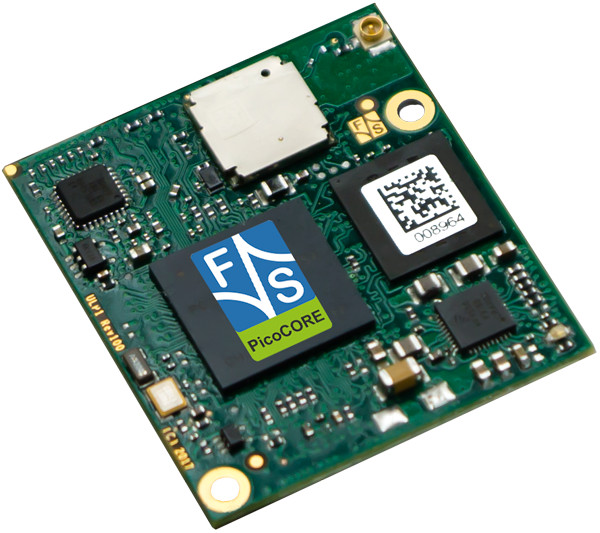 Tiny i.MX7 module runs both Linux and FreeRTOS
