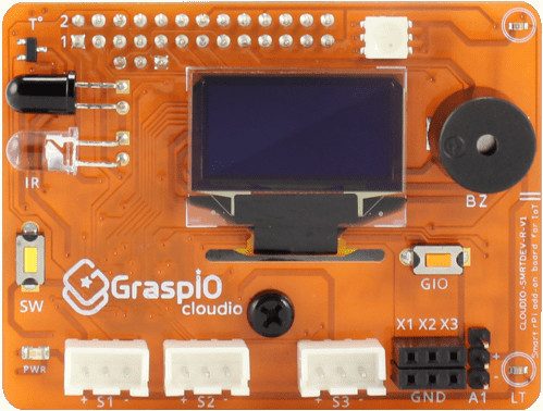 Raspberry Pi Plus Cloudio – A Personal IoT Computer with Drag and Drop Programming