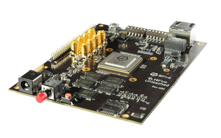 HiFive Unleashed – The First RISC-V-based Linux development board