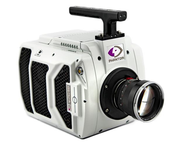 Phantom v2640 – The World's Fastest High Speed Camera Captures 303,460 fps