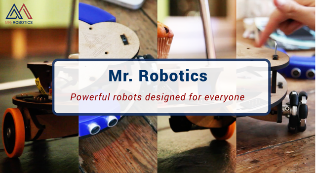 Robby – A Simple and Powerful Robot to Learn Electronics and Programming