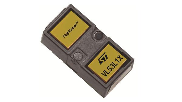 VL53L1X Time-of-Flight (ToF) Long Distance Ranging Sensor