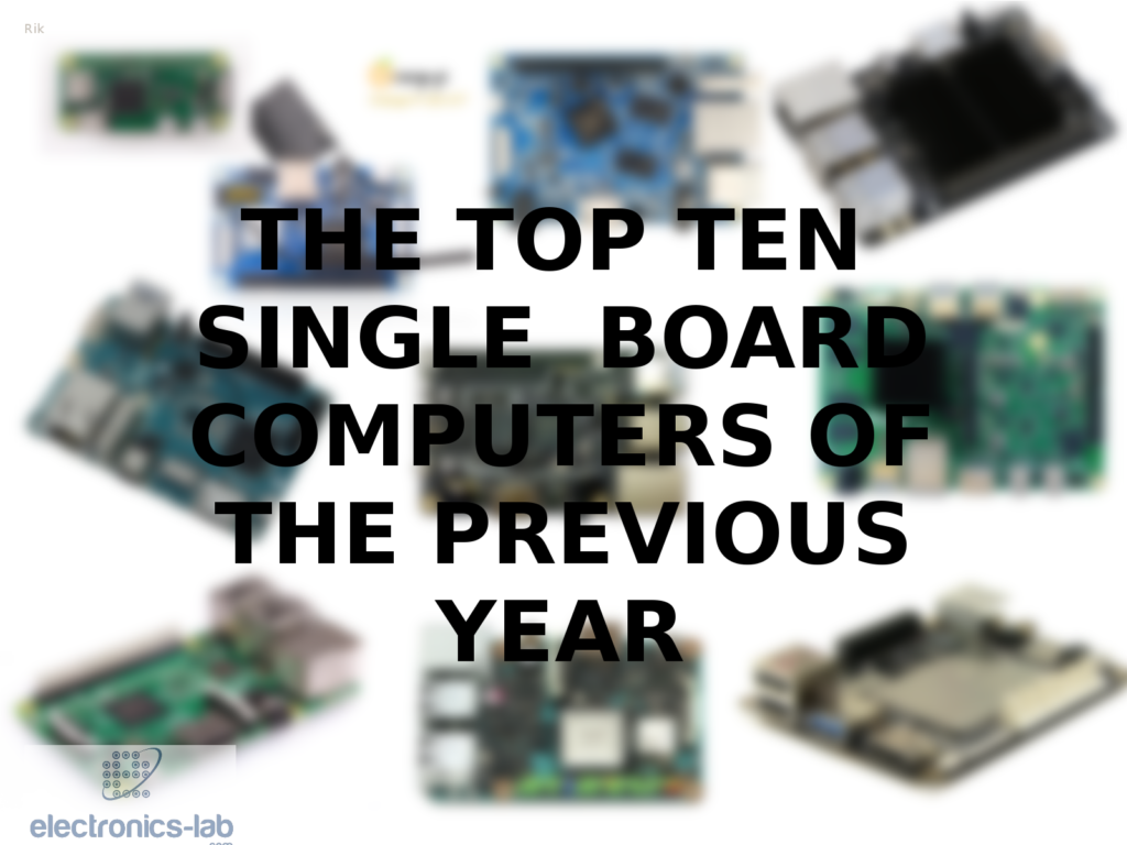 Top 10 Single Board Computers (SBCs) of 2017