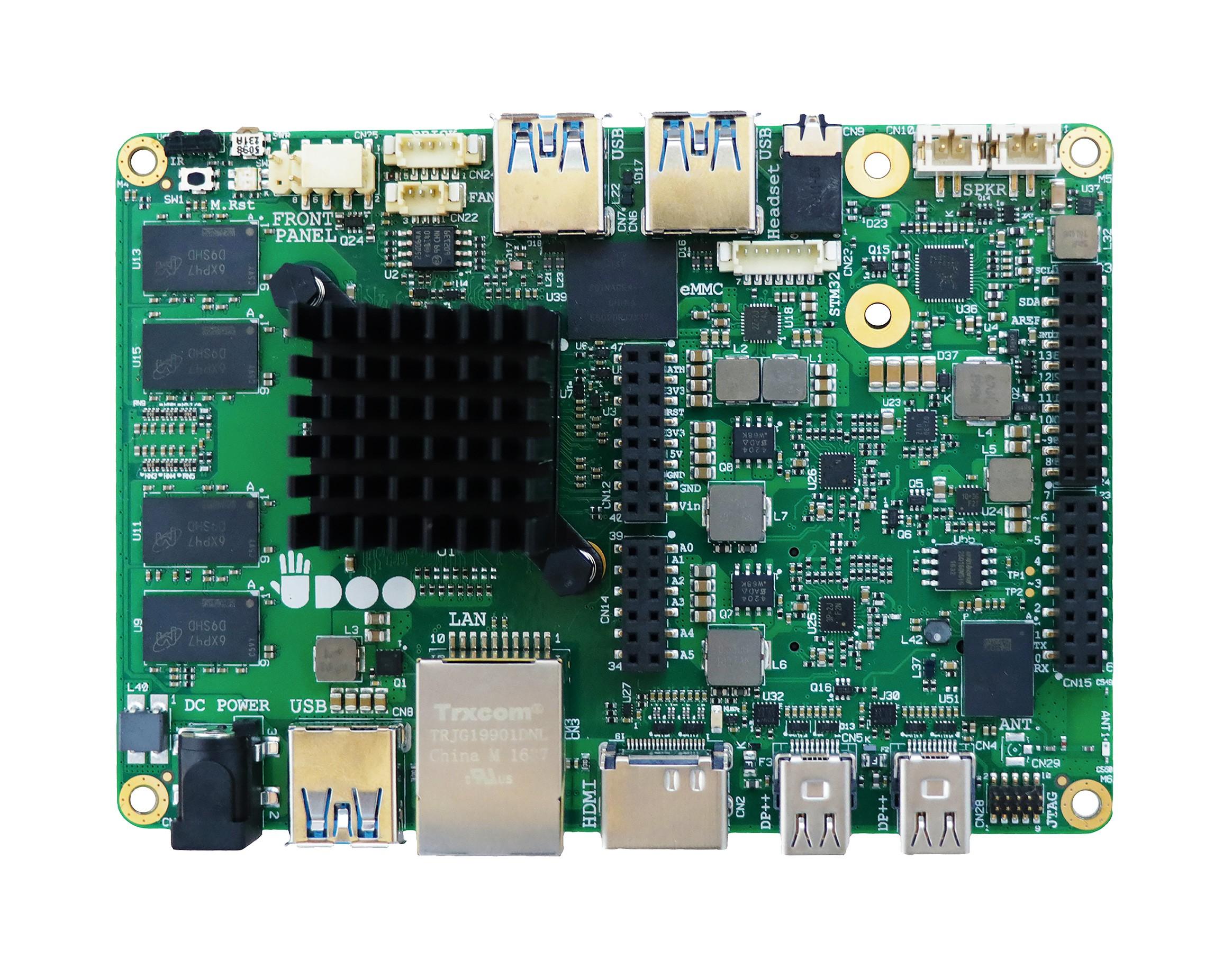 Top 10 Single Board Computers (SBCs) of 2017 - Electronics-Lab