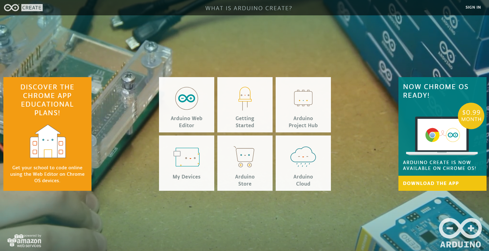 Program Pi, BeagleBone and Other Linux SBCs On The Arduino Create Platform